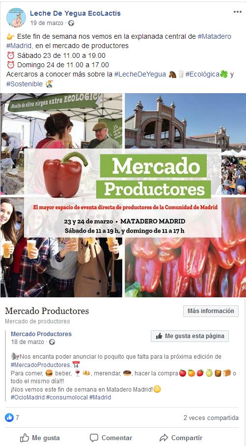 Captura Facebook Ecolactis 2
