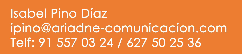 Contacto Ariadne Comunicación